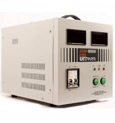 Upower АСН-8000 Однофазный стабилизатор напряжения 8 кВА