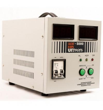 Upower АСН-5000 Релейный стабилизатор напряжения 220В