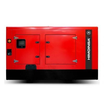 Himoinsa HFW-75 T5 AS5 D10 Генератор дизельный 60 кВт в кожухе