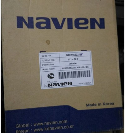 Navien NACR1GS23107 Блок управления KDC-231-1M