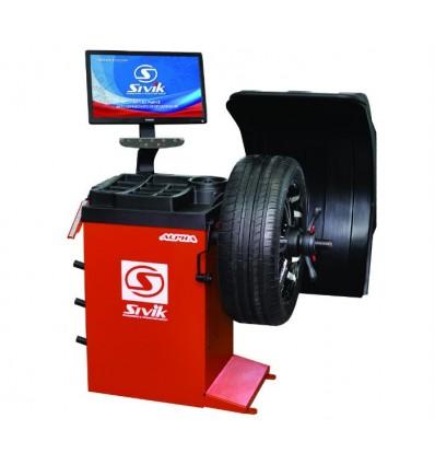 Sivik ALPHA Luxe Балансировочный станок для шиномонтажа