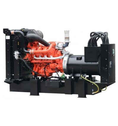 Fogo FDF 650 SS Стационарная генераторная установка 520 кВт