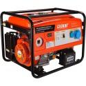 Скат УГБ-7500Е Бензиновый генератор с электрозапуском