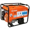 Damask УГБ-4000Е Бензиновый генератор 4 кВт с электростартером