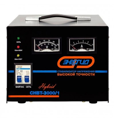 Энергия СНВТ-3000/1 Hybrid Стабилизатор напряжения 3 кВА