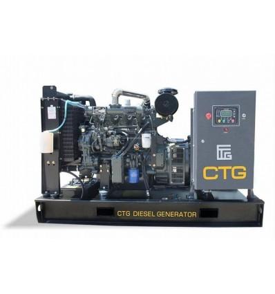 Дизель генератор CTG AD-90RE
