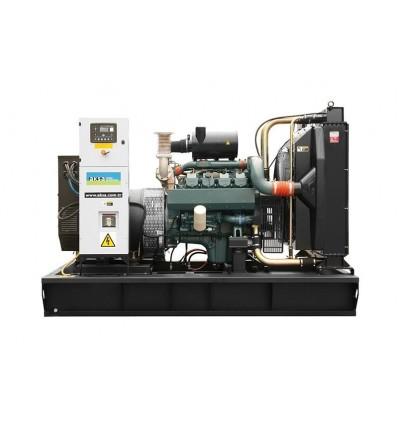 Дизельный генератор Aksa AD 580 мощностью 525 кВА/420 кВт