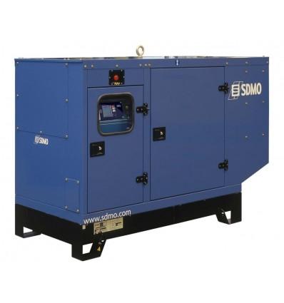 KOHLER-SDMO Montana J66K IV Дизель-генераторные установки 60 кВА / 50 кВт в кожухе