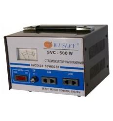 Wusley SVC-500W Стабилизатор напряжения 0,5 кВА