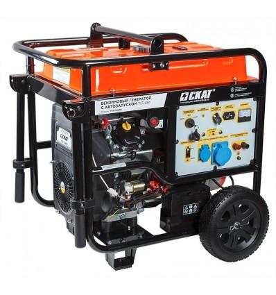 SKAT УГБ-11500Е Электроагрегат бензиновый, для коттеджа, 11,5 кВт/220В
