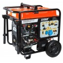 Скат УГБ-11500Е Электроагрегат бензиновый, для коттеджа, 11,5 кВт/220В