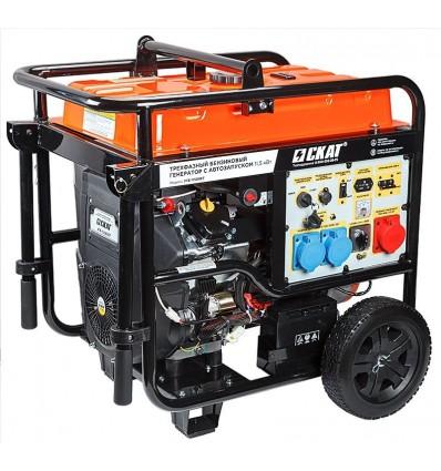 СКАТ УГБ-11500ЕТ Установка генераторная бензиновая 11.5 кВт