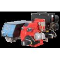 CIB Unigas HP73 MG.PR.S.RU.A.8.50 Горелка комбинированная газодизельная