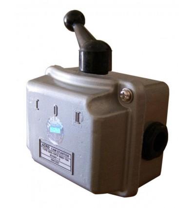 Рубильник Энергия QS5-15P/3 (I-0-II), 15А перекидной