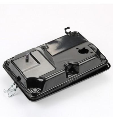 Прямоугольный корпус воздушного фильтра пластмасса - металл