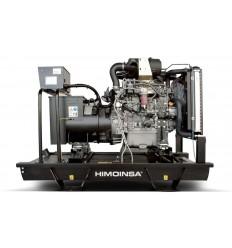 Himoinsa HYW-9 M5 K1 Однофазный дизельный генератор 7,5 кВА