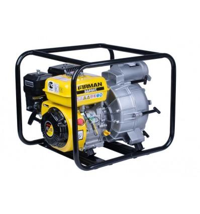 Firman SGP80T Грязевая мото-помпа 1300 л/мин