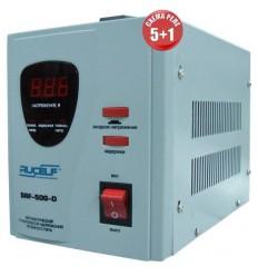 Rucelf SRF-500 Однофазный релейный стабилизатор