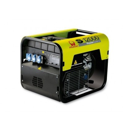 Pramac S12000, 9,1 кВт