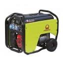 Pramac S8000 рестайлинг - бензиновая электростанция для коттеджа 6 кВт