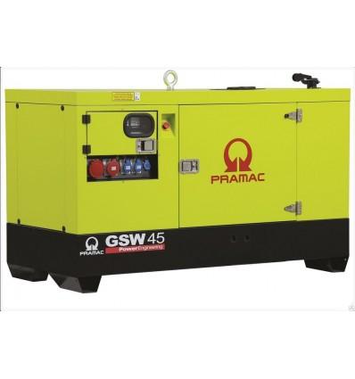 Дизельная электростанция Pramac GSW45Y в кожухе