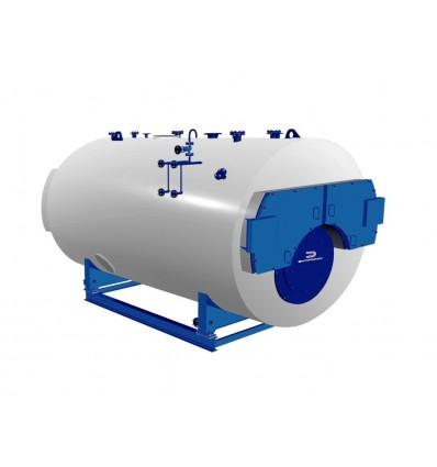 Котел паровой Термотехник ТТ250 производительность пара 2500 кг/ч, 8 бар