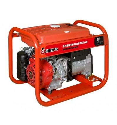 Вепрь АБП 6-230 ВХ-БСГ Бензиновый генератор 6 кВт, 220В