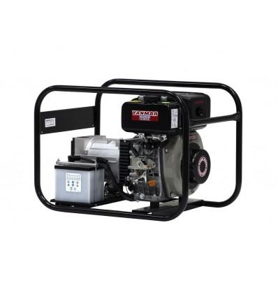 Europower EP4000DE Дизельный генератор 4 кВт с электростартом