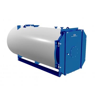 Стальной водогрейный котел ТТ100 Термотехник, 1500 кВт