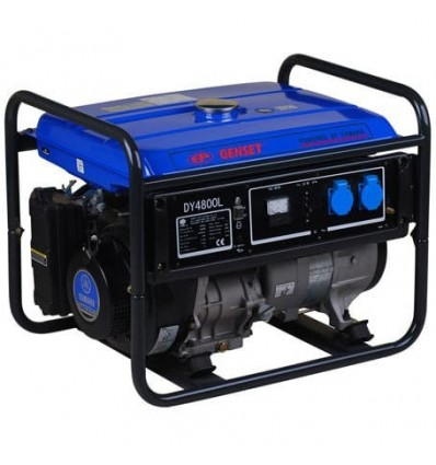 EP Genset DY 4800 L Генератор бензиновый 3,5 кВт