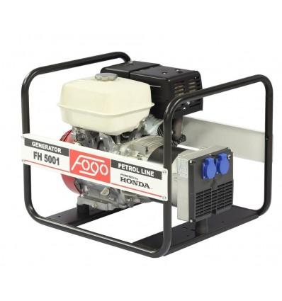 FOGO FH 5001 Бензиновый генератор 4 кВт