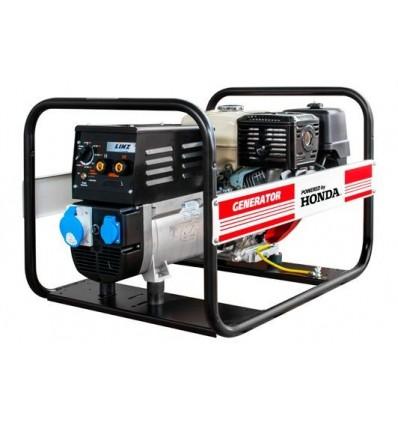 Энерго EB6,0/230-W220HMDC Бензиновый сварочный генератор