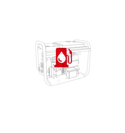 Бензиновая электростанция Вепрь Лайт АБП 2-230 ВФ-БГ