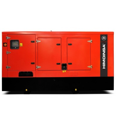 Дизель-генератор Himoinsa HFW-180 T5 AS5 E10