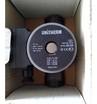 Unitherm UPC 25-80 Циркуляционный насос для отопления