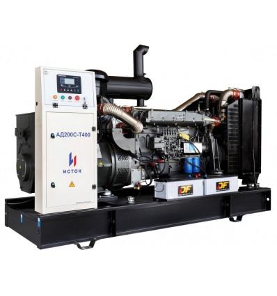 Исток АД200С-Т400-1РМ25 Генераторная установка 200 кВт