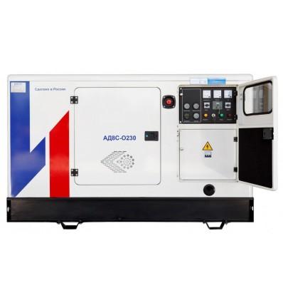 Исток АД8С-О230-1РПМ15 Дизель-генератор в кожухе