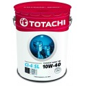 Масло моторное Totachi Niro HD Semi-Synthetic 10W-40 19 л