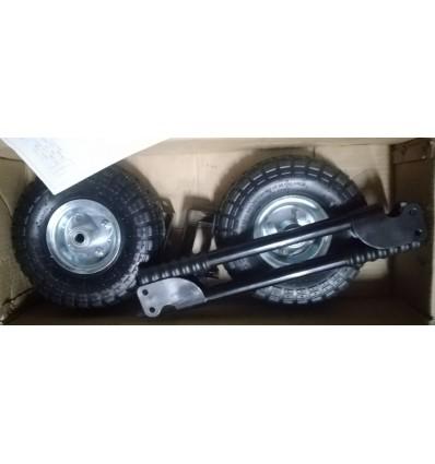 Комплект колес и ручек для электростанций