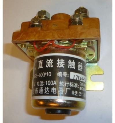 Реле прогрева QDC2-100/10