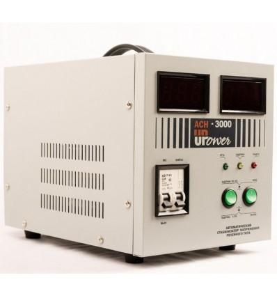 Upower АСН-3000 Стабилизатор напряжения 3 кВА