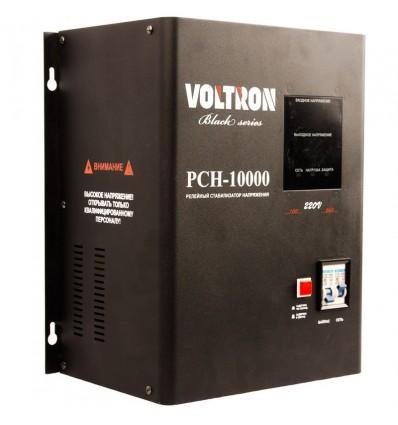 Voltron РСН-10000 Black Series Релейный стабилизатор 10 кВА