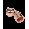 Sanha 5041 отвод 45° ВП-ВП медь 18 для медных труб под пйку