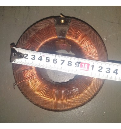 Трансформатор для стабилизатора напряжения, D130 мм