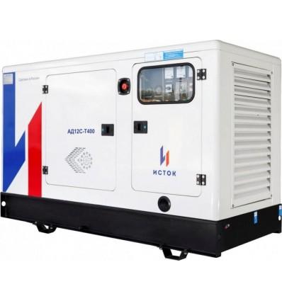 Дизель-генераторная установка Исток АД12С-Т400-2РПМ15