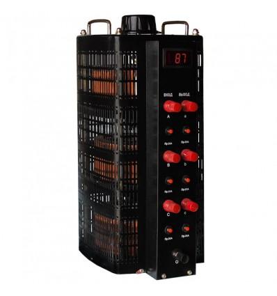 Трехфазный ЛАТР Энергия Black Series TSGC2-20кВА