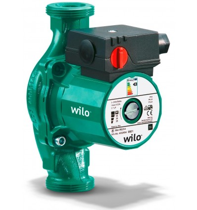 Wilo Star-RS 25/7 Циркуляционный насос с гайками