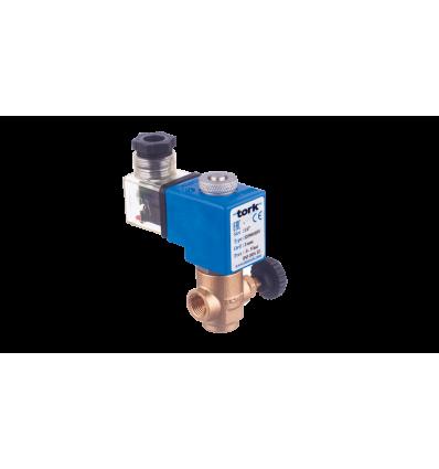 Tork T-BR 201 Клапан соленоидный для пара