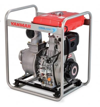 Yanmar YDP40STN Дизельная мотопомпа для загрязненной воды с твердыми частицами