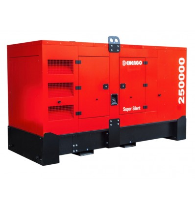 Energo EDF 250/400 DS Дизель-генератор в кожухе